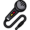 microphone item